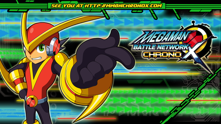 Chrono X's Quick X MeMENTO Wallpaper 1920 X 1080 by JusteDesserts