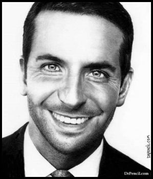 Bradley Cooper by Doctor-Pencil