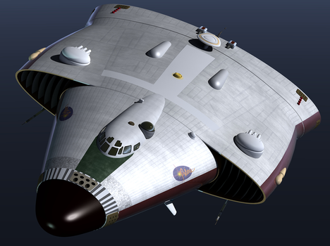 Armored MerchantWIP2 by Drell-7