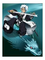 Hitsugaya Commission 2 by deviantbluebug