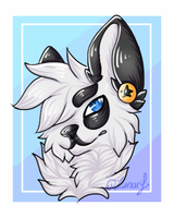 Headshort Commission (7/10) by Zunary