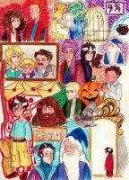 HP: The Philosopher's Stone by seanfarislover