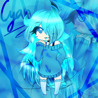 For Cyan Animating (as a gift) by YacoUniverse