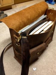 Leather bag 2 - 2 by Elleron77