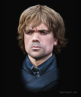 Tyrion Lanister by Naolito