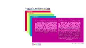 Index Expanded - Specialist Autism Services by Kristupas