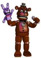 Funtime [Accurate..?] Freddy by TheGoldenGamer90010