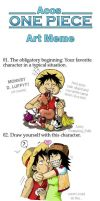 Acos One Piece Meme by LadyDeadPooly