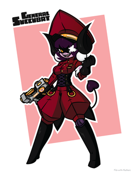 General Succubat by Fish-With-Feathers