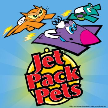 Jet Pack Pets by PLANETsTAtiC