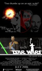 Tsar Wars Poster by PaperArtillery