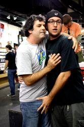 Selmo and Kenny Hotz by ChelseaSavage