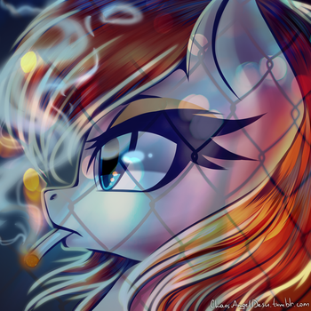 Ych - profile pic by ChaosAngelDesu