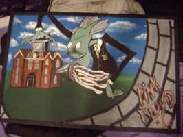 pink floyd the wall by Hold-Your-Fire