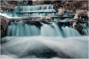 willow river falls ir by BrianWolfe