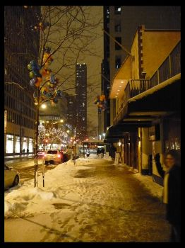 Chicago - Magnificent Mile - 2 by philviral