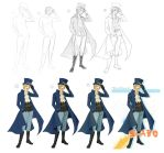 How To Draw Sabo by Glimja