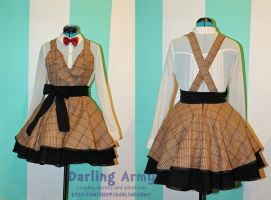 Matt Smith 11th -Doctor Who- Cosplay Pinafore by DarlingArmy