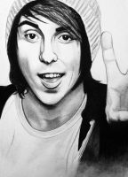 Alex Gaskarth - Peace Out by I-Draw-Bands