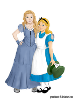 Alice and Alice by Penultimate-21