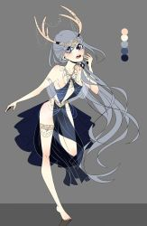 - Deer girl - ADOPT [CLOSED] by Glamist