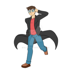 Pokemon Sun/Moon (Sadler's Take): Joel by BLADEDGE