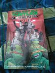 TMNT meets Ghostbusters comic book by EgonEagle