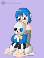 Patreon: Nikki with Sans Doll by Sin-R