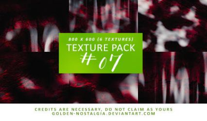Texture Pack #07 [200 Watchers Pack] by golden-nostalgia