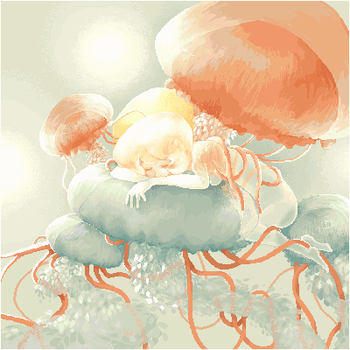 jellyfish by ikoe