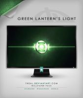 Green Lantern's Light by TheAL