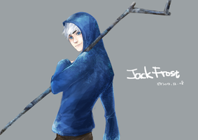 Jack Frost by wameow