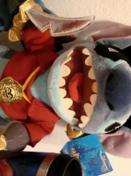 Jack Sparrow Stitch by ForsakenVilwarin