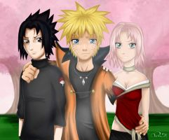 Team 7 by Patka91