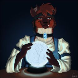 Fortune Favors the Foolish by sarcasticmarten