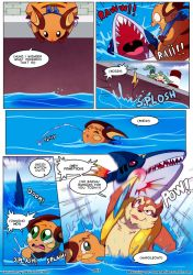 OUAD Part1 - Page 3 by TamarinFrog