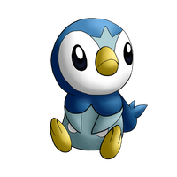 Piplup by PauliinaP