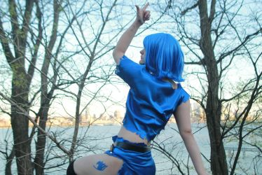 Juvia Lockser - Fairy Tail by XCreepyXAnimeXFreakX