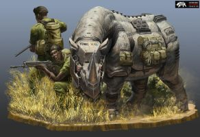 Big Five: IAPF Special by CrazyAsian1