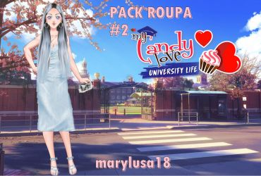 Pack de roupa#2 Amordoce by Marylusa18