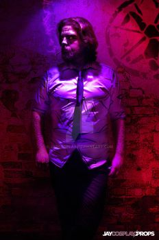 Bigby Wolf / The Wolf Among Us (Cosplay) - 08 by JayCosplay