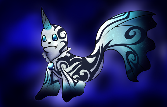 Mega Dewgong by cooky-the-cat