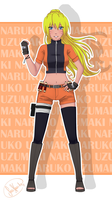 Naruko Uzumaki (New Clothes) by SasuNaru-ko