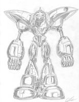 Shadowbot by EUAN-THE-ECHIDHOG