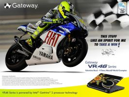 Poster VR 46. by idhuy