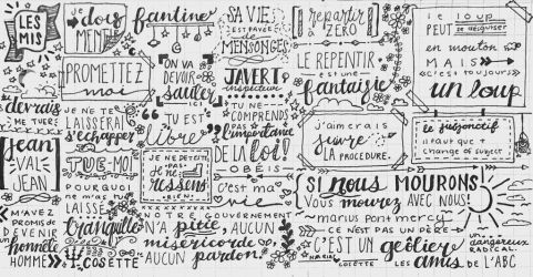 Les Miserables Quotes by sylvador123