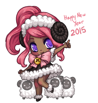 Year of the Sheep by Silver-Day