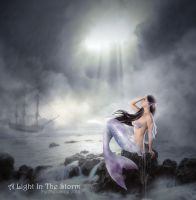 A Light In The Storm by MelieMelusine