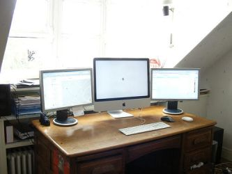 A new command center by lordgonz