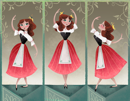 Chitty Chitty Triptych by BetterthanBunnies